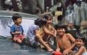 Kho ảnh khổng lồ về VN 1991-1993: Trẻ em Hà thành