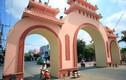 Cận cảnh cổng tam quan độc đáo nhất Việt Nam