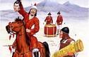 Hình độc về quân đội Trung Quốc thời cổ