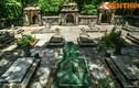 Tận mục khu nghĩa địa thái giám có 1-0-2 ở Việt Nam