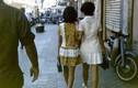 Ảnh độc: Thiếu nữ thời thượng Sài Gòn năm 1970