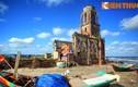 Ngắm nhà thờ bị biển nuốt chửng có 1-0-2 ở Việt Nam