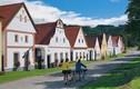 Lạc vào ngôi làng cổ nổi tiếng bậc nhất châu Âu