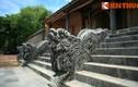 Bậc tam cấp ở lăng mộ các vua Nguyễn có gì đặc biệt?