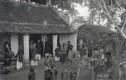 """Ảnh """"độc"""" đền Sòng """"thiêng nhất xứ Thanh"""" năm 1920"""