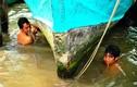 """Nghề thợ lặn và dòng họ """"Yết Kiêu"""" vùng sông nước Cà Mau"""