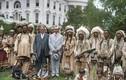 Ảnh lạ về người da đỏ ở Nhà Trắng đầu thế kỷ 20