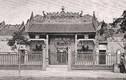 Bất ngờ hình ảnh chùa Bà Thiên Hậu hàng trăm năm trước
