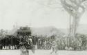 Hình độc về lễ hội làng ở Nam Định năm 1928
