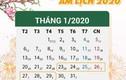 Lịch nghỉ Tết Nguyên đán Canh Tý 2020 chính thức