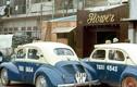 Loạt ảnh để đời về xe taxi ở Sài Gòn trước 1975