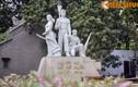 Bí mật chưa tiết lộ về tượng đài Quyết tử bên bờ hồ Gươm
