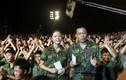 MC Lại Văn Sâm và Hoàng Linh ở 'Chúng tôi là chiến sĩ' 13 năm trước