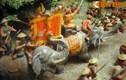 Khám phá trận Ngọc Hồi qua mô hình lịch sử cực sinh động