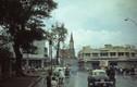 Ảnh xưa hiếm có về nhà thờ Huyện Sỹ ở Sài Gòn