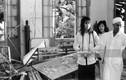 Ảnh khỏ quên: Nữ minh tinh Jane Fonda ở Hà Nội năm 1972
