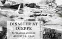 Thảm hại chiến dịch đổ bộ Jubilee của Canada trong Thế chiến II