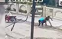 Video: Bị giật điện thoại, cô gái đuổi theo tên cướp và cái kết bất ngờ