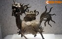 Kỳ thú hình tượng kỳ lân huyền thoại trên cổ vật Việt Nam