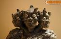 """Bức tượng """"người ngoài hành tinh"""" ba đầu có 1-0-2 thời nhà Nguyễn"""