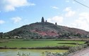 Cảnh hoang sơ ở tháp Chăm lớn nhất Bình Định những năm 1960