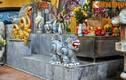 Cận cảnh lăng mộ giữa phố phường Hà Nội của vua Phùng Hưng