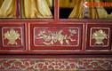 Vẻ đẹp chói lóa của cổ vật sơn son thếp vàng nhà Nguyễn