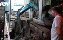 Sập công trình đường ống thoát nước thải, nam công nhân bị đất vùi lấp tử vong