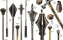 Vì sao chùy là vũ khí đáng sợ nhất châu Âu Trung cổ?