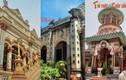 """Độc lạ những ngôi chùa mang kiến trúc """"nửa Tây nửa ta"""" ở Việt Nam"""