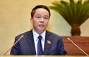 Thượng tướng Võ Trọng Việt ra khỏi danh sách ứng cử đại biểu Quốc hội