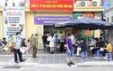 Hà Nội: Nhiều người đến xin xác nhận giấy đi đường, UBP phải đóng cửa