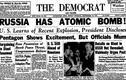 Nhà Trắng hoảng loạn thế nào khi Liên Xô có bom nguyên tử?