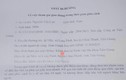 Xã cấp giấy đi đường cho cụ ông 85 tuổi đến viện 'khám thai'