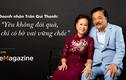 """e-Magazine: Doanh nhân Trần Quí Thanh """"Yêu không đòi quà, chỉ có bờ vai vững chắc"""""""
