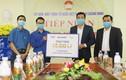 TH tặng sữa tươi sạch và đồ uống góp sức chống dịch COVID-19 tại Hải Dương, Quảng Ninh