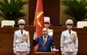 Đoàn đại biểu Quốc hội chúc mừng Chủ tịch nước Nguyễn Xuân Phúc