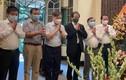 Chủ tịch VUSTA Phan Xuân Dũng dâng hương tưởng nhớ Đại tướng Võ Nguyên Giáp