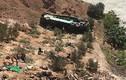 Video: Tai nạn xe khách thảm khốc ở Peru, 44 người thiệt mạng