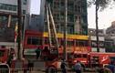 Cháy khách sạn Hanh Long ở Sài Gòn, gần 20 người mắc kẹt