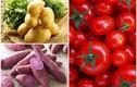 Cà chua trở thành độc dược khi dùng chung với những thực phẩm sau