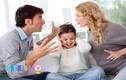 Hậu quả tai hại khi trẻ chứng kiến cha mẹ cãi nhau