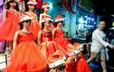 Không khí Noel sớm trên đường phố Sài Gòn