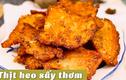 Video: Hướng dẫn làm món thịt lợn thơm sấy khô