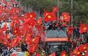 Video: Những khoảnh khắc không thể quên trong lễ đón tuyển U23 Việt Nam
