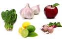 Video: 14 thực phẩm thải độc, làm sạch gan tốt nhất
