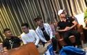 Tiệc ma tuý của nhóm dân chơi trong quán cà phê ở trung tâm Sài Gòn
