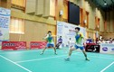 Giải Cầu lông Học sinh - Sinh viên TP Hà Nội tranh Cúp Báo Tuổi trẻ Thủ đô