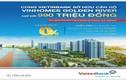 Chỉ 990 triệu đồng sở hữu căn hộ Vinhomes Golden River