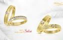 Cùng Nhẫn cưới DOJI gửi trao lời yêu